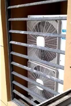 日立中央空调外机