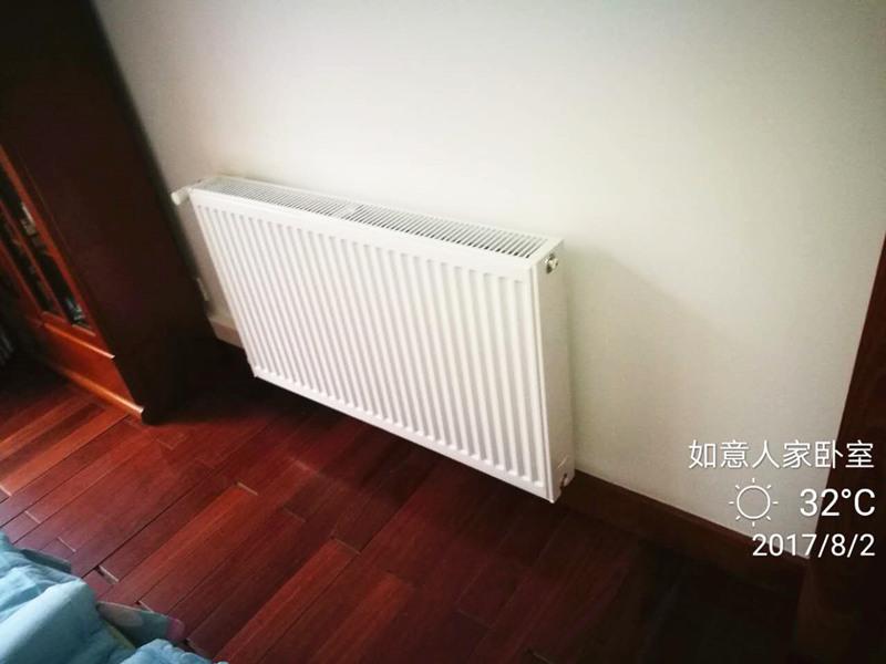 郑州暖通如意人家(明装暖气片)