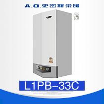A.O.史密斯壁挂炉 L1PB33-C 主动防护型燃气/采暖两用炉 地暖炉
