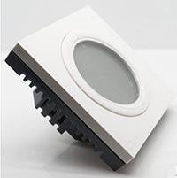 丹麦丹佛斯地暖电温控 WT-D 北欧设计,双温双控智能一键操