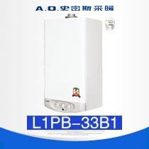 A.O.史密斯壁挂炉 L1PB33-B1 燃气采暖/热水两用炉 地暖采暖炉