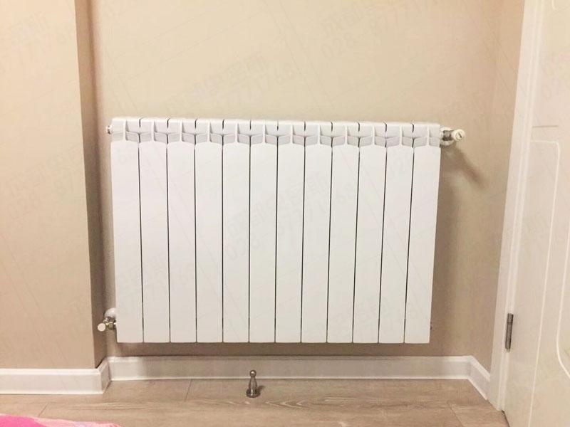 成都旧房装暖气