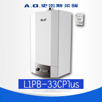 A.O.史密斯壁挂炉 L1PB33-CPlus 智能WIFI采暖/热水两用壁挂炉